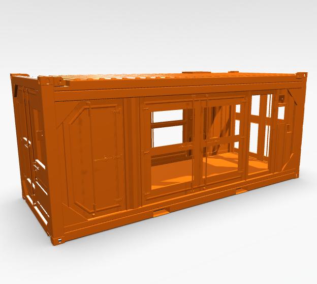 CARU Container