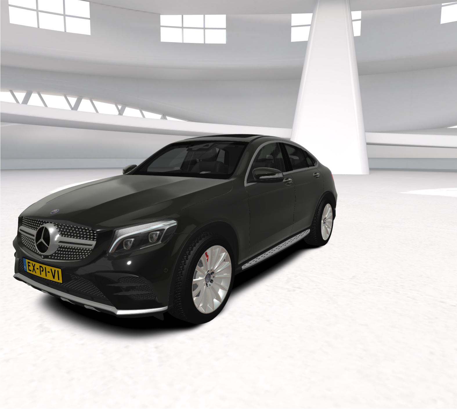 Mercedes - Demo