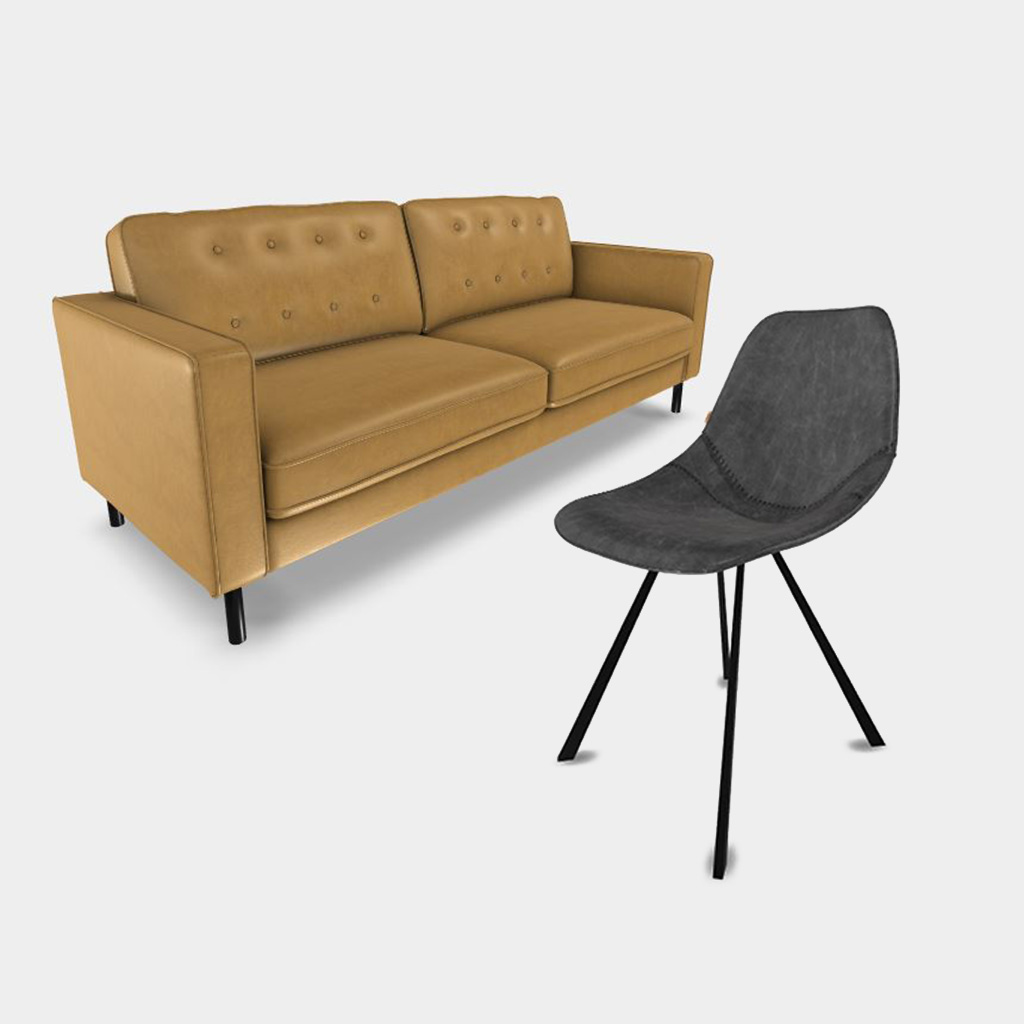 Chair/Couch configurator